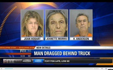 Woman Beats Ex-Husband, Drags Him From Truck Bumper | READ WHAT I READ | Scoop.it