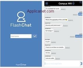 Flash chat pour communiquer avec des personnes sur le meme réseau wifi | Applications du Net | Scoop.it