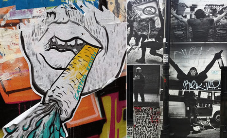 Street Art in Berlin, the European capital of cool » The Brief; Travel Inspiration | VIM | Scoop.it
