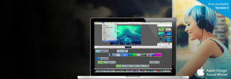 Screencasting and Video Editing Software | Telestream ScreenFlow | Overview | Education 2.0 | Scoop.it