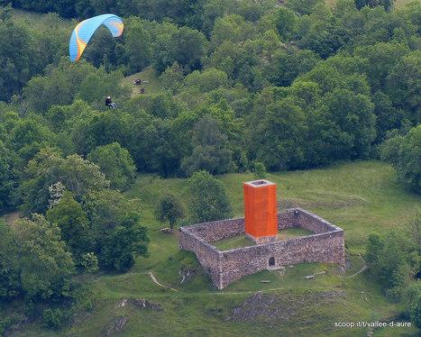 Le château du comte de Monte Christo   Vallée d'Aure - Pyrénées   Scoop.it
