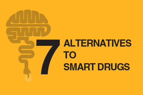 Are These 7 Alternatives To  Smart Drugs Any Better for Productivity? | Employee Engagement - Hppy Scoop | Scoop.it
