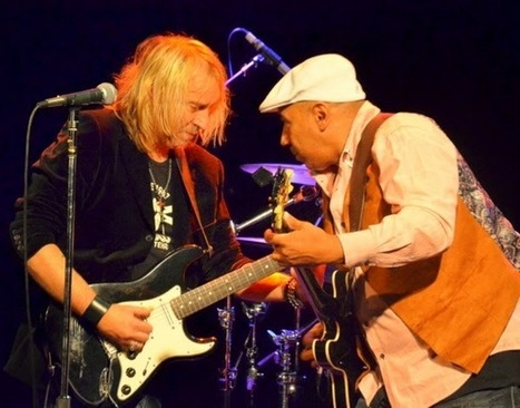 Concert Reviews: Johnny Winter Remembrance Concert In Woodstock NY | Write A Music Review | Making Music | Scoop.it