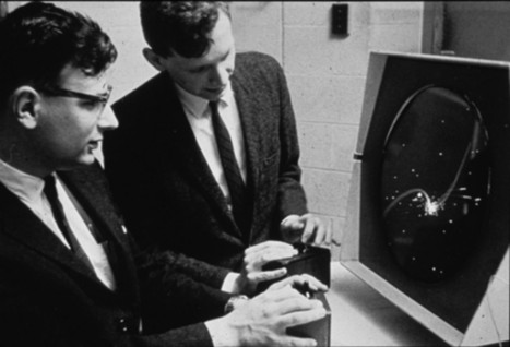 Play Spacewar!, The Pentagon-Funded Video Game From 1962 | Strange days indeed... | Scoop.it