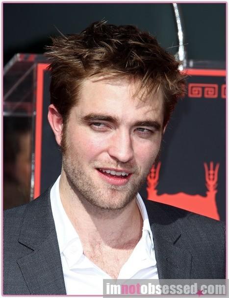 Robert Pattinson Is An Old-Fashioned Romantic | The Twilight Saga | Scoop.it