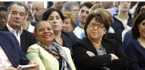 Taubira, Aubry et Hidalgo, trois femmes pour sauver la gauche ? | Veille des élections en Outre-mer | Scoop.it
