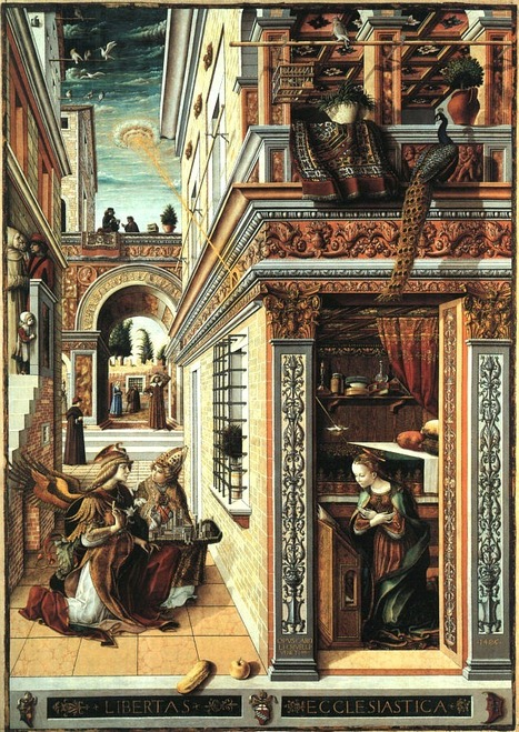 Building the Picture: Architecture in Italian Renaissance Painting | The National Gallery | Le Marche another Italy | Scoop.it