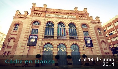 Avance: Festival Cádiz en Danza 2014 | Danza Teatro | Danza Teatro | Scoop.it