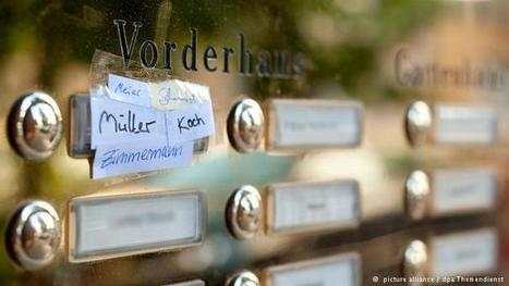 Der andere Mitbewohner | Deutschland | DW.DE | 12.12.2014 | deutsch ist super, deutsch ist toll! | Scoop.it