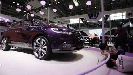 Renault vise 500.000 ventes en Chine - Le Figaro | Equipements industriels et centres d'usinage | Scoop.it