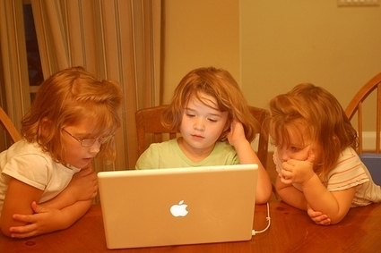 Introducing Social Media to Elementary Students | Social Networking in Middle School | Scoop.it