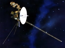 Voyager 1 captures the sounds of interstellar space | EarthSky.org | JOIN SCOOP.IT AND FOLLOW ME ON SCOOP.IT | Scoop.it