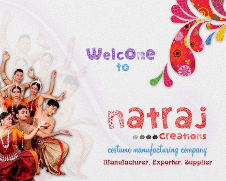 Fancy Dress & T Shirt Manufacturer - Natraj Creations   Natraj Creations   Scoop.it