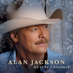 Alan Jackson Announces Re-Release of 'Let It Be Christmas' Album | Country Music Today | Scoop.it