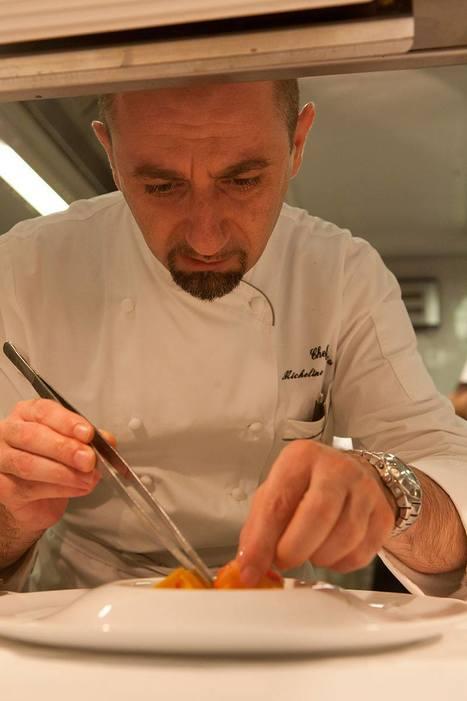 THE CESAR RESTAURANT, LA CUCINA MEDITERRANEA DI MICHELINO GIOIA. | EATING AND COOKING. | Scoop.it