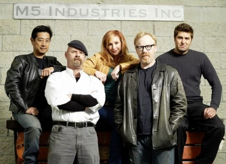 8 More Mythbusters Clips for Science Teachers The Whiteboard Blog | interactive whiteboard resources | Scoop.it