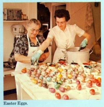 Easter Eggs In The Amanas, 1969 | Kitschy Kitschy Coo | Kitsch | Scoop.it