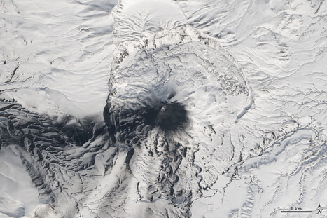Five Volcanoes Erupting at Once : Image of the Day | Sustain Our Earth | Scoop.it
