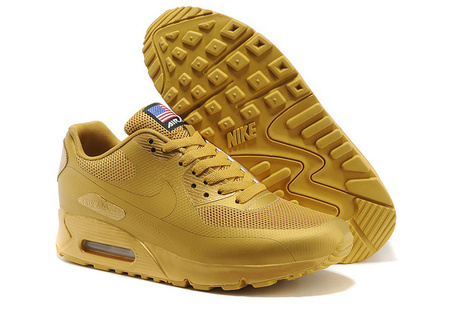 New0573US Nike Air Max 90 HYP QS Unisex US Online All Yellow Sneakers [New0573US] - $88.89 : Love Nike Free Run Nike Air Max 2014 KD Shoes Lebron Shoes Shop Online | runshoesulove | Scoop.it