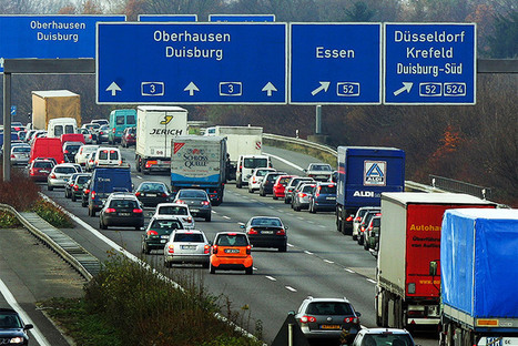Germany Wants to Ban Fossil-Fuel-Powered Cars | Sustain Our Earth | Scoop.it