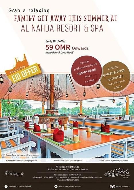 Exclusive Eid Special Offer   Hotels   Resorts   Restaurants   Scoop.it