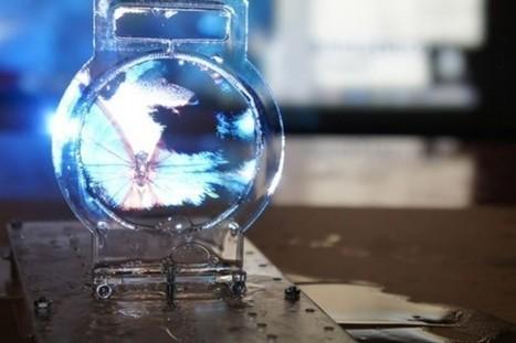 L'écran le plus fin du monde est une bulle de savon ! | Actinnovation.com | Innovation & Sérendipité | Scoop.it
