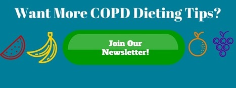 The Official Guide to COPD Nutrition   Pulmonary Rehab   Scoop.it
