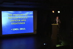 Gary Heseltine lecture about UFOs and the police | Strange days indeed... | Scoop.it