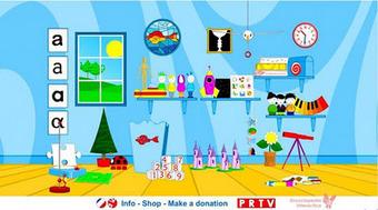 Netwijs edublog: Lessen met ICT: Poisson Rouge: Leerspellen voor de onderbouw | Leren met ICT | Scoop.it