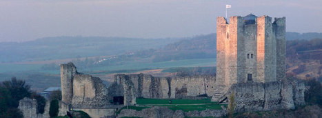 Conisbrough Castle | English Heritage | Castles | Scoop.it