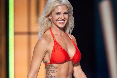 Miss Kansas Bares Her Tattoos | Ink Me! | Scoop.it