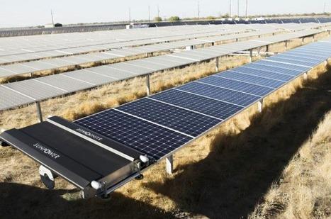 SunPower buys solar cleaning robot company Greenbotics - GigaOM | Robolution Capital | Scoop.it