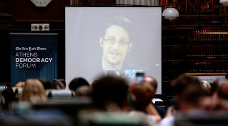 Whatever you do, do not use Google Allo: Snowden | Saif al Islam | Scoop.it