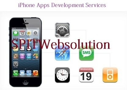Hire Our iPhone Apps Developers for Outstanding Apps Development - SPITWebsolution | iPhone Apps Development | Scoop.it