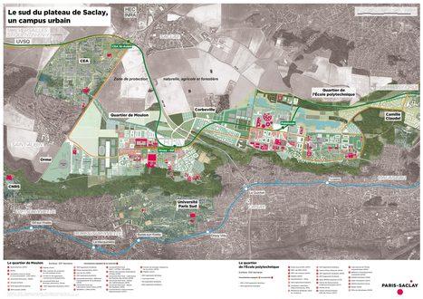 L'Etablissement public Paris-Saclay au bout de ses consultations | Le Grand Paris sous toutes les coutures | Scoop.it
