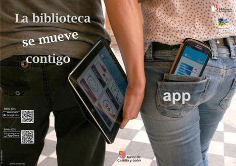 APP | Portal de Bibliotecas | Junta de Castilla y León | Noticias de bibliotecas | Scoop.it