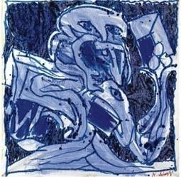 Alechinsky Pierre | expertisez magazine | Expressionnisme en peinture et sculpture | Scoop.it