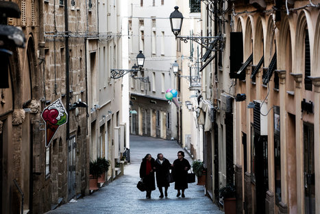 Italy's Last Bastion of Catalan Language Struggles to Keep It Alive   Språk   Scoop.it