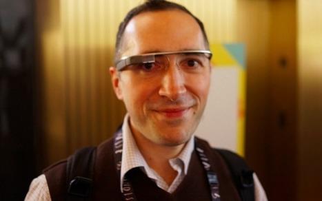 Babak Parviz, l'Homme derrière les Google Glass, a été recruté par Amazon - FrAndroid | Les PME innovantes et La Poste | Scoop.it