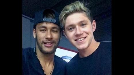 ¿Será Neymar el nuevo 'integrante' de One Direction?   El Comercio ...   Mis favoritos   Scoop.it