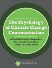 CRED Communications Guide – Center for Research on Environmental Decisions | Change Communication | Scoop.it