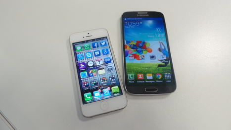 Apple adds Samsung Galaxy S4 to second patent infringement lawsuit | Real Estate Plus+ Daily News | Scoop.it