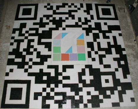 India's Largest QR Code devloped for WYSIWYG Conference by Yuva | VI Geek Zone (GZ) | Scoop.it