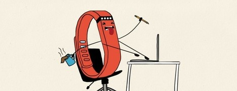 How Fitness Apps and Wearables Impacts Work Performance   Digizen2013   Scoop.it