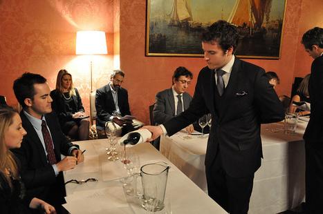 Top U.S. Grad Students Get Competitive... Over Wine   Vitabella Wine Daily Gossip   Scoop.it