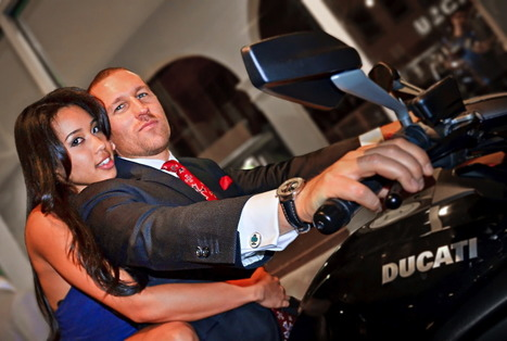 Driven - Our Man in Miami - Duncan Quinn | Ductalk Ducati News | Scoop.it