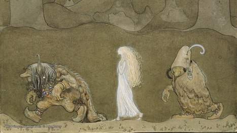 A Brief History of Trolls - #FolkloreThursday | Underground Art | Scoop.it