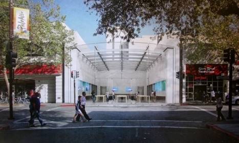 "New Apple Store ""prototype"" in Palo Alto has massive bandwidth for live video 