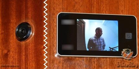 Mirilla digital – Qué es y cómo se instala - BricoBlog | Bricolaje | Scoop.it