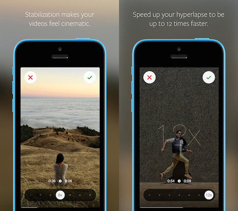 Build Stunning Time-Lapse Videos with Instagram's Hyperlapse | The App Entrepreneur | Scoop.it